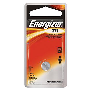 Energizer 371, 1.55V smila.lt