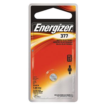 Energizer 377, 1.55V smila.lt