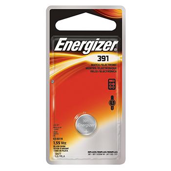 Energizer 391, 1.55V smila.lt