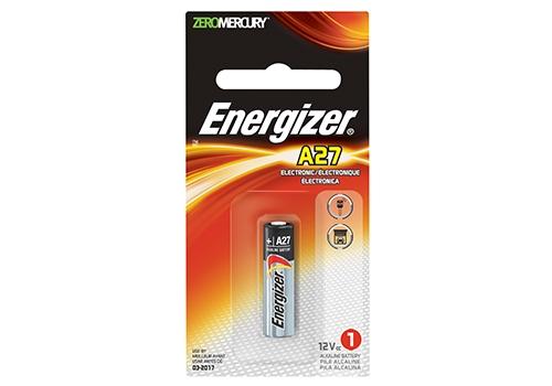 Energizer EN27, 12V, A27 smila.lt