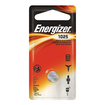 Energizer CR1025, 3V smila.lt