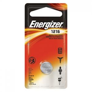 Energizer CR1216, 3V smila.lt