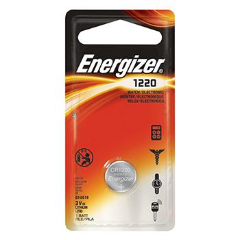 Energizer CR1220, 3V smila.lt
