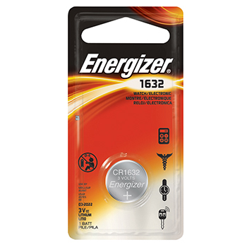 Energizer CR1632, 3V smila.lt