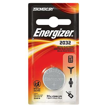 Energizer CR2032, 3V smila.lt