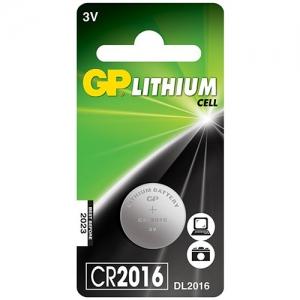 GP CR2016, 3V smila.lt