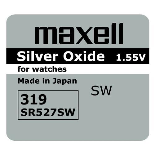 Maxell SR527SW, 1.55V smila.lt
