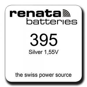 Renata 395 1.55V smila.lt