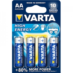 Varta High Energy 4906, AA, 1,5V
