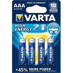 Varta High Energy 4903, AAA, 1,5V