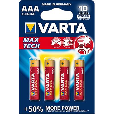 Varta MaxTech 4703, AAA, 1,5V